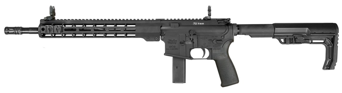 9mm Rifle