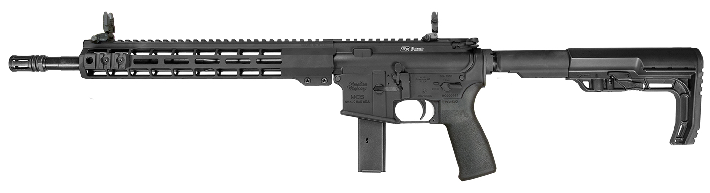 Windham Weaponry 9mm MCS - Windham Weaponry Online  AR-15