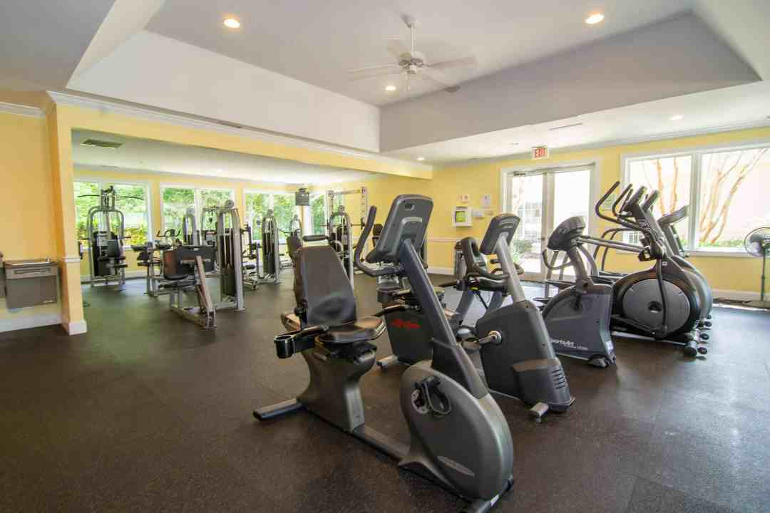 Winding River Plantation - Fitness Center