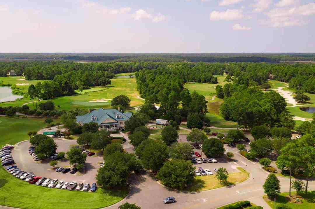 Winding River Plantation Golf Course