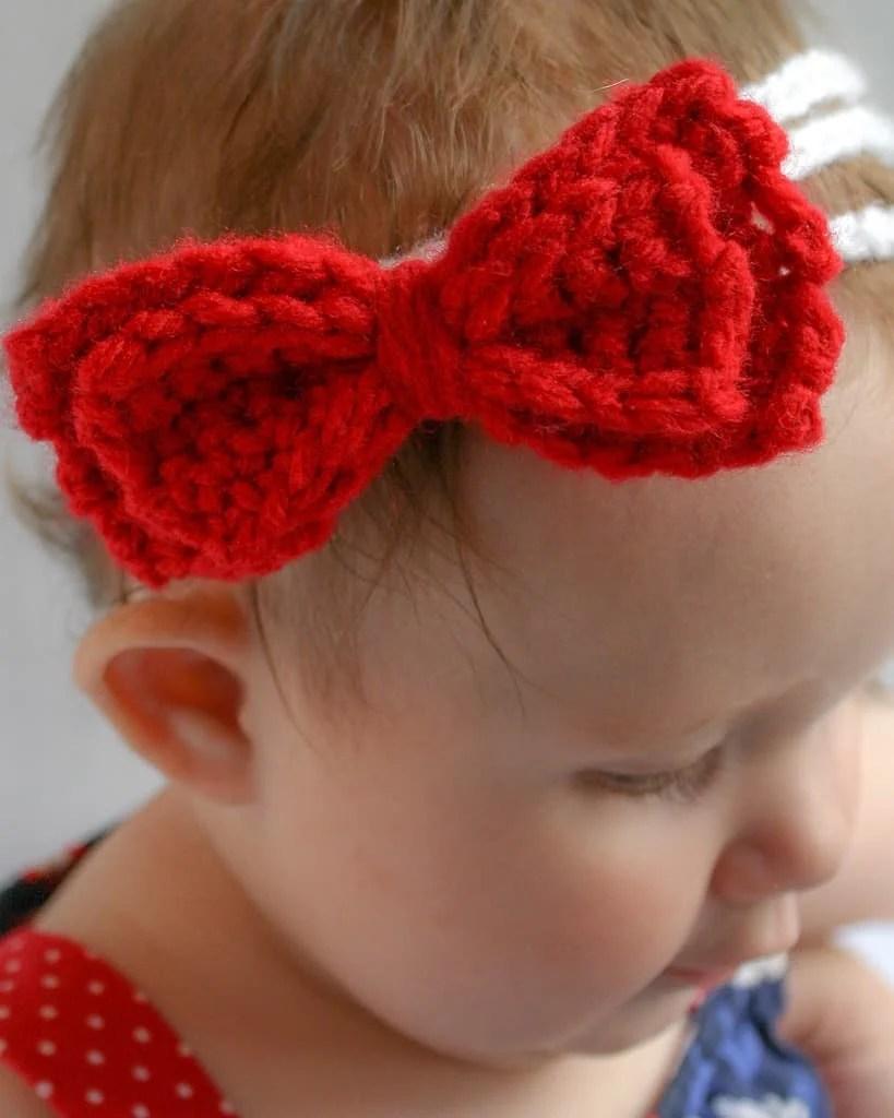 Rosey S Headband Free Crochet Pattern Winding Road Crochet