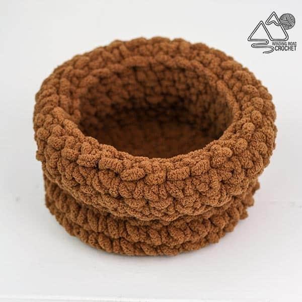Crochet Cactus pattern instructions