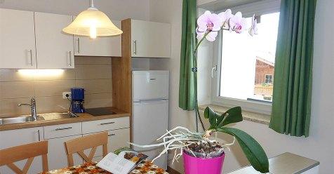 Küche Appartement Windisch in Dorf Tirol