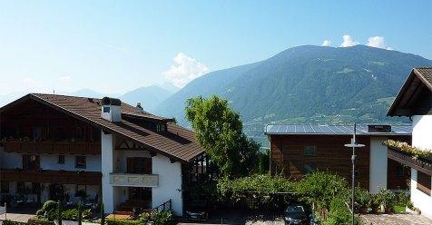 Ausblick Appartement Windisch in Dorf Tirol