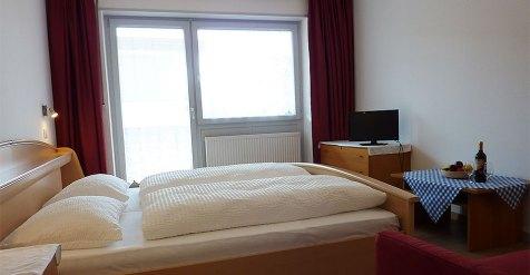 12 - camera da letto/soggiorno Appartement Windisch a Tirolo