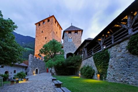 Schloss Tirol in Tirol