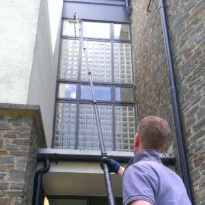 Reach & wash window cleaning Bristol