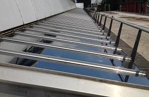DC15 roof light
