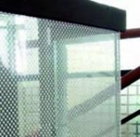 poka dot privacy window film