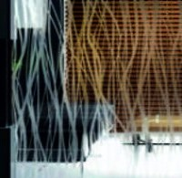 water reed etched window film