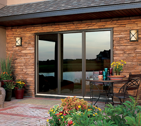 marvin elevate wood windows patio