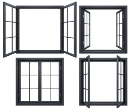 Black vinyl windows are a popular option for Michigan homeowners. Get your black vinyl windows installed by Window Replacements Unlimited. Free in-home estimates. (517) 812-6894