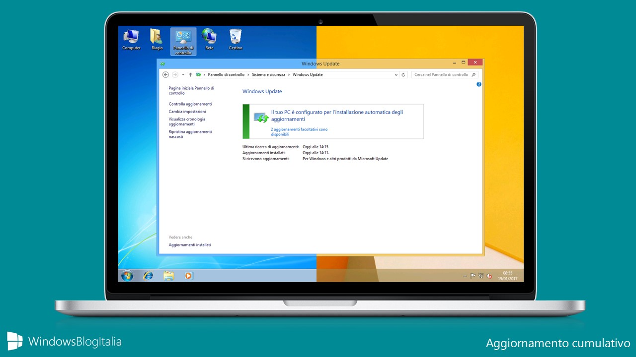 Aggiornamento cumulativo giugno 2017 - Windows 7 e Windows 8.1