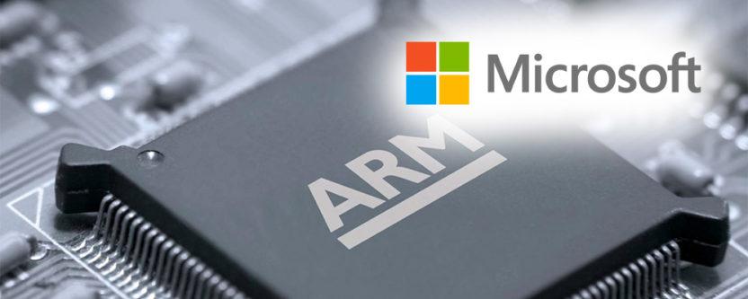 accordo arm microsoft