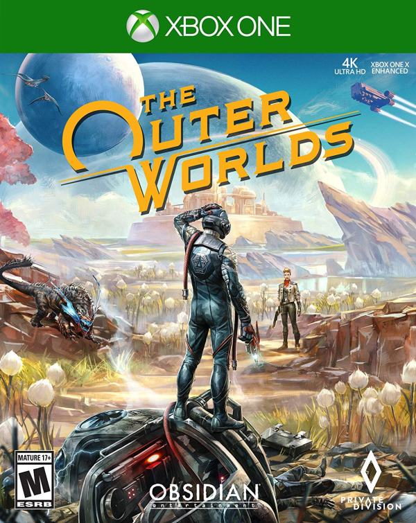 The exotic reaches of space await in The Outer Worlds launch trailer