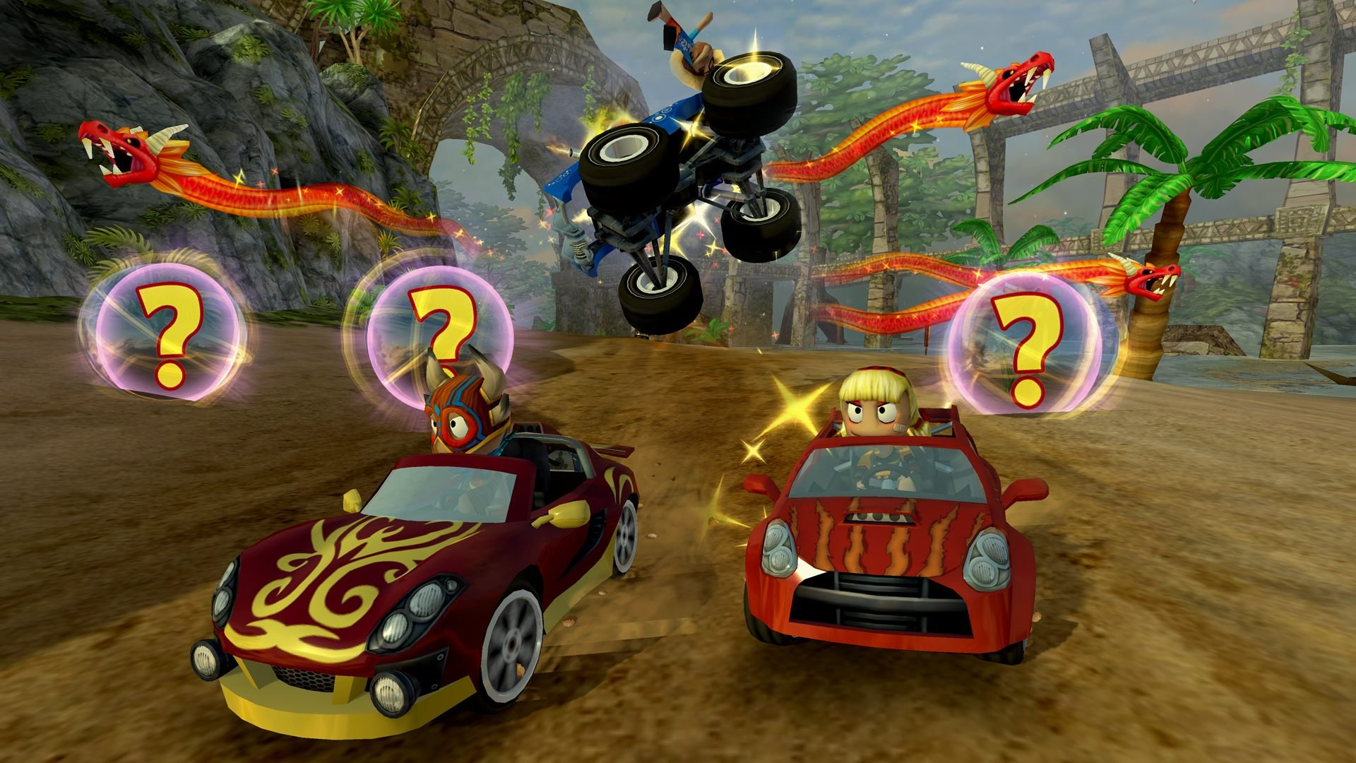 Beach Buggy Racing Will Speed Onto Xbox One On May 29
