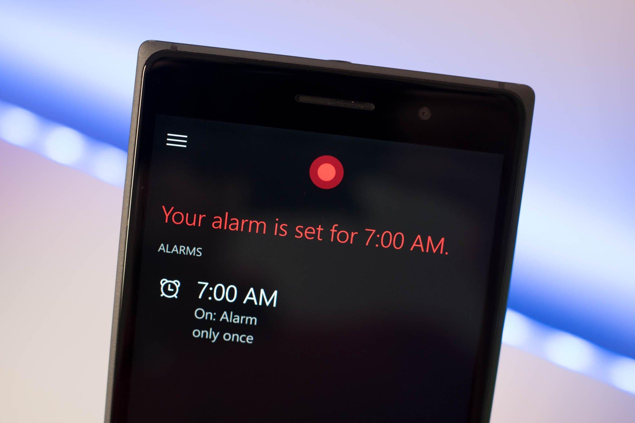 Do I Have Alarm Set