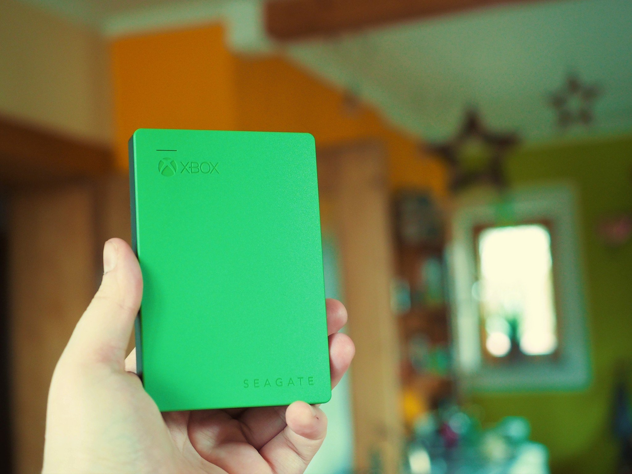 Seagate Game Drive Xbox One 2TB Hard Drive Review Windows Central