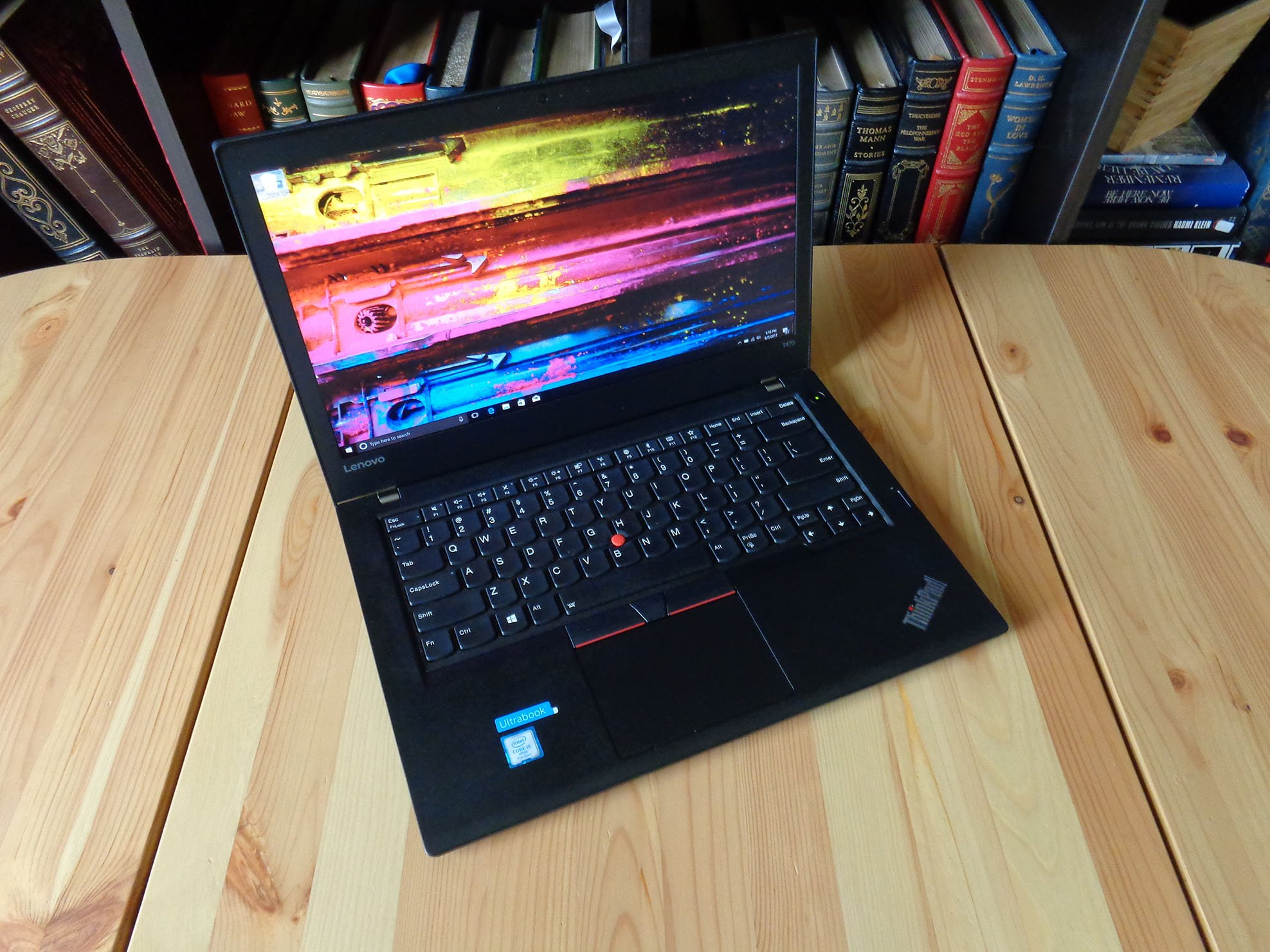 Lenovo ThinkPad T470 Review The Cream Of The T Series