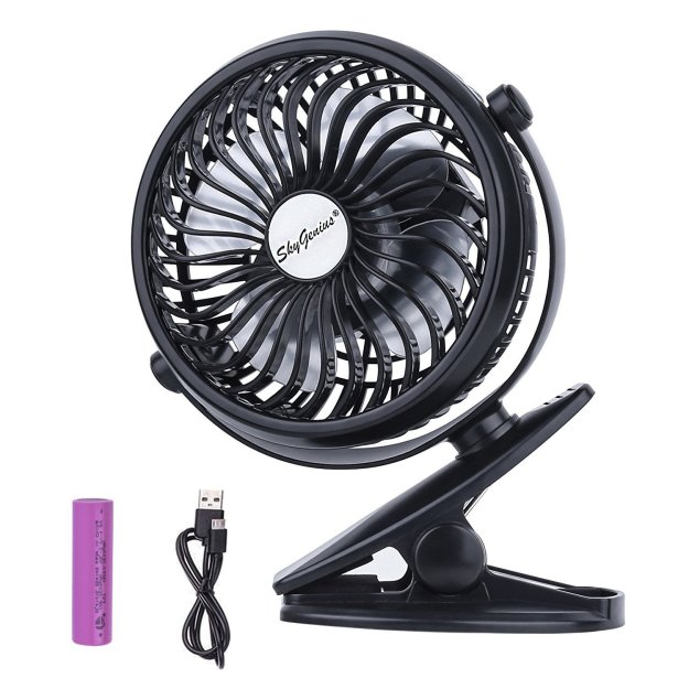 mini-desk-fan-01 10 Table Equipment To Stay Your Workplace Cool All over The Scorching Summer time News