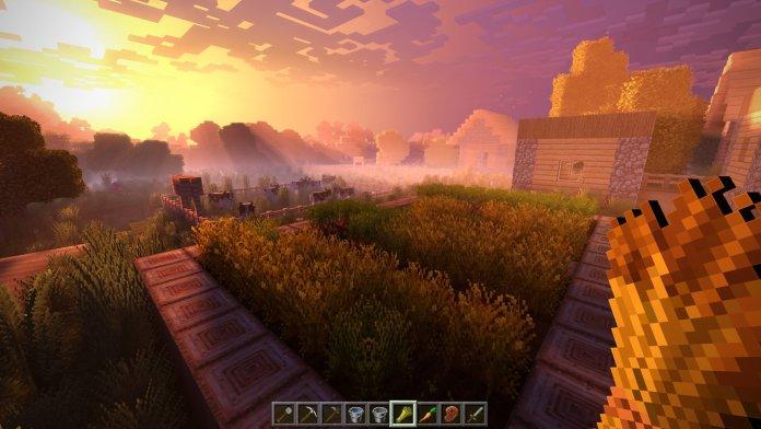 Minecraft 'Super Duper Graphics Pack'