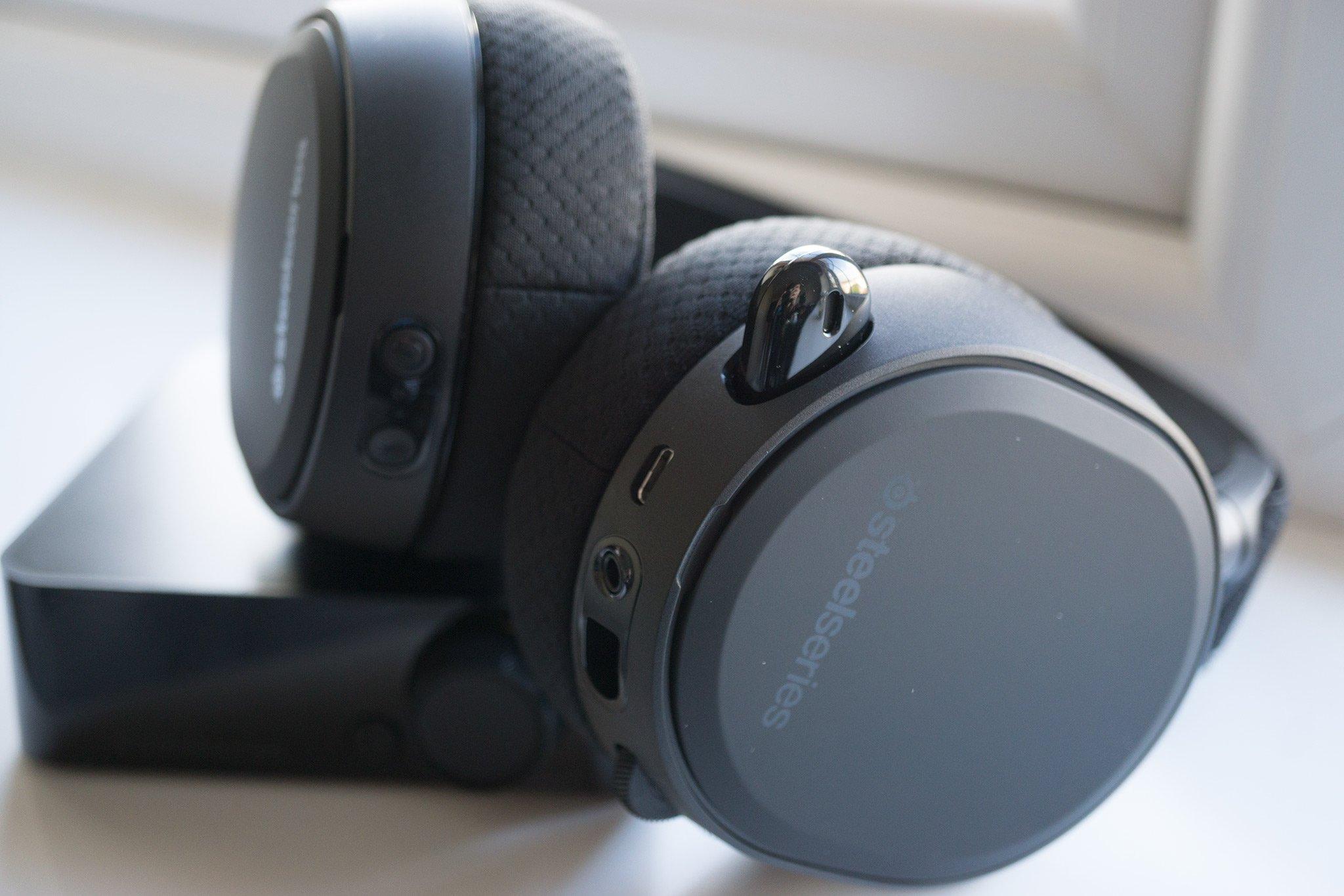 New SteelSeries Arctis Pro Headsets Deliver Supreme