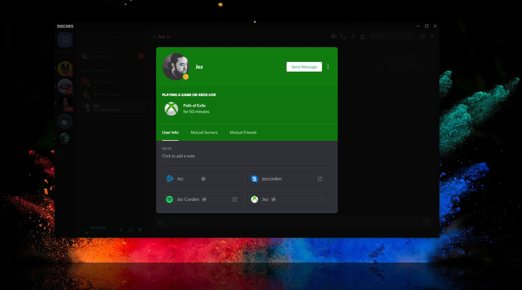 How To Get Discord Integration Working On Xbox One