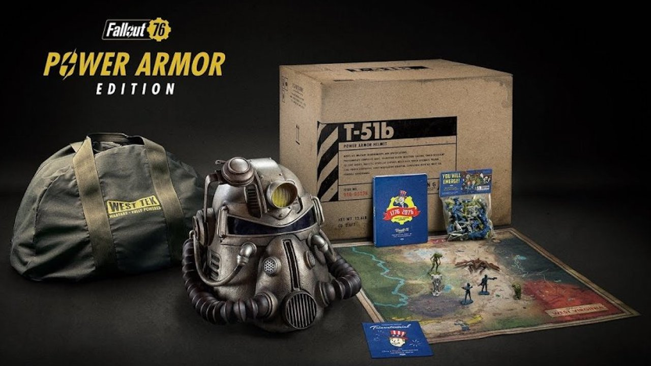 Fallout 76 Launch Date Gameplay Details And More