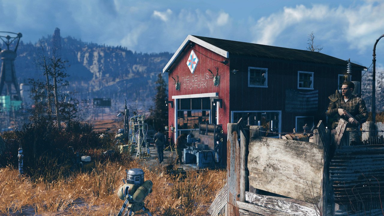 Bethesda Open To Cross Play For Fallout 76 But Sony Wont