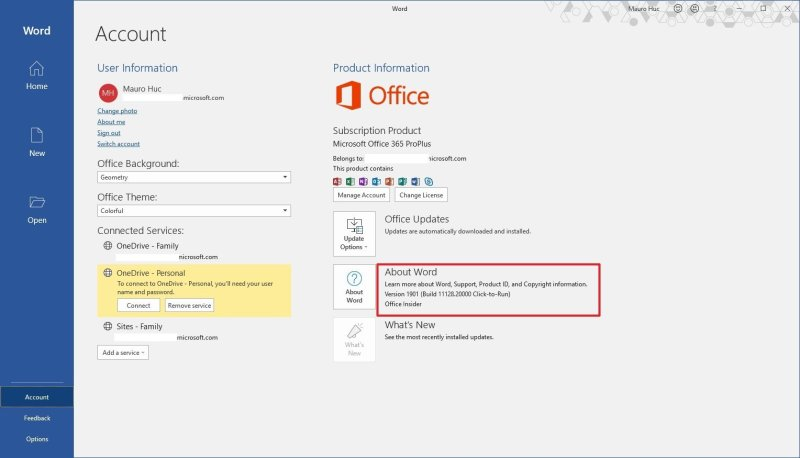 Office 365 Download