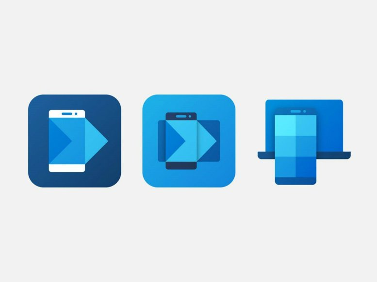 microsoft testing new icons for your phone companion app