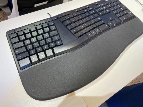 Microsoft Ergonomic Mouse and Ergonomic Keyboard available for pre-order