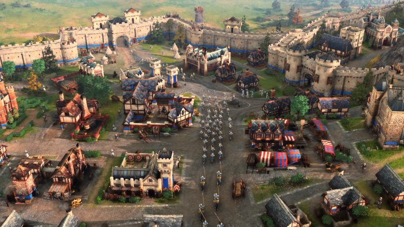 Age of Empires IV Gameplay Reveal