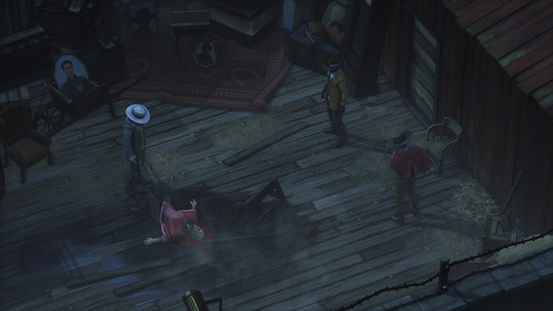 Desperados Iii Xbox Review My Unexpected Game Of The Year So Far Rad Group Limited It Support