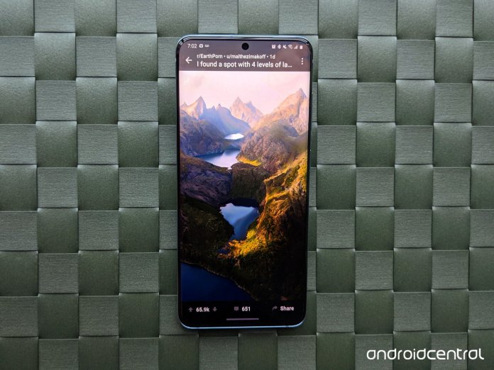 Galaxy S20 Review Vibrance Reddit Earthpics