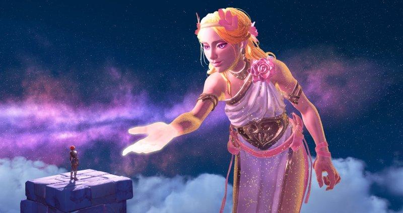 Immortals Fenyx Rising Aphrodite