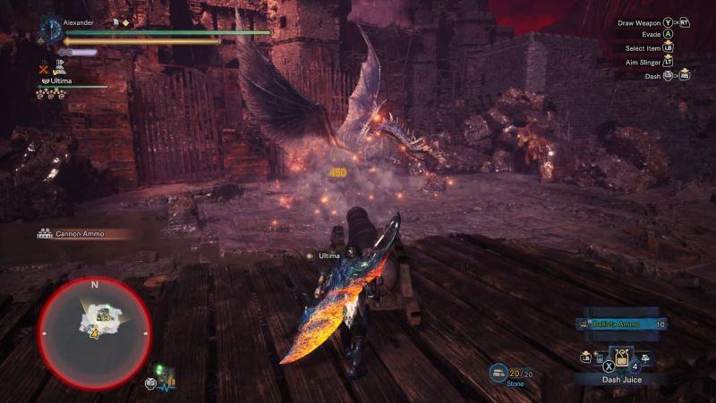 Monster Hunter World Fatalis Guide Phase