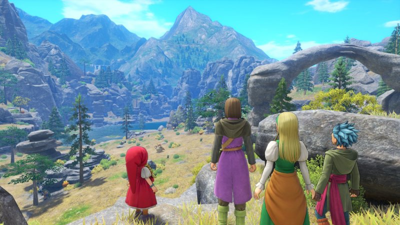 Dragon Quest Xi S Review Hero Image