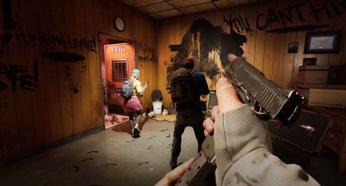 Back 4 Blood Gameplay Demo