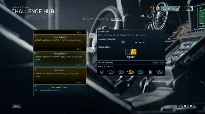 Halo: MCC Challenges
