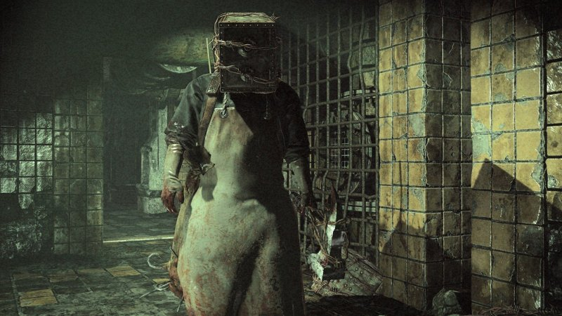 The Evil Within Box Head