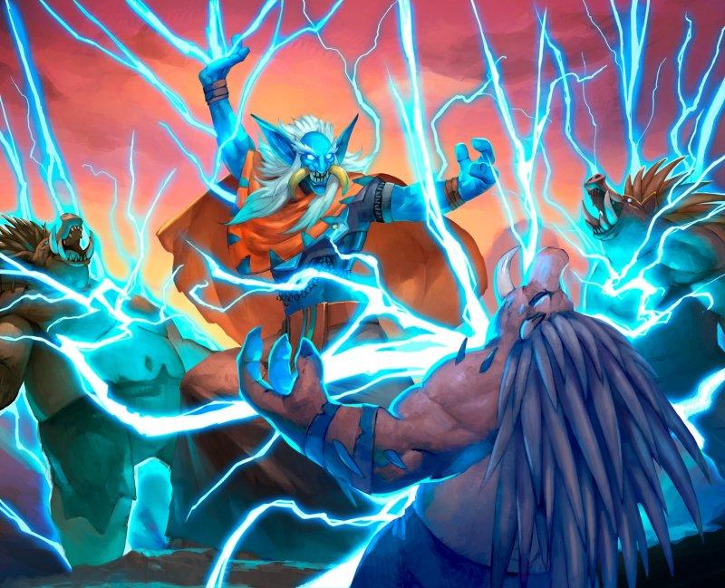 Chain Lightning Rank