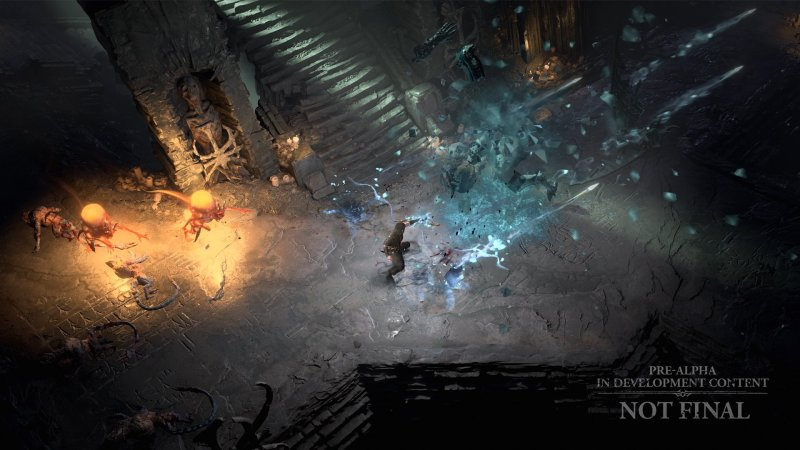 Diablo 4 Rogue Ice Barrage