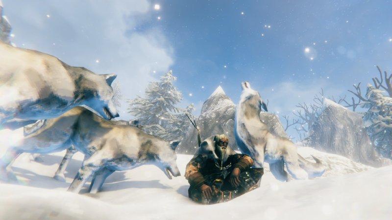 Valheim Wolves