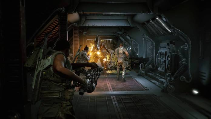 Aliens Fireteam Smartgun