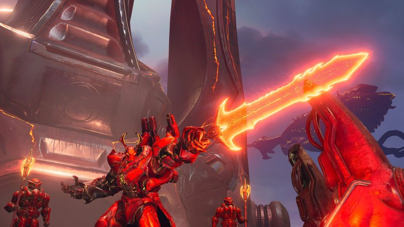 Doom Eternal Ancient Gods 2 Dark Lord
