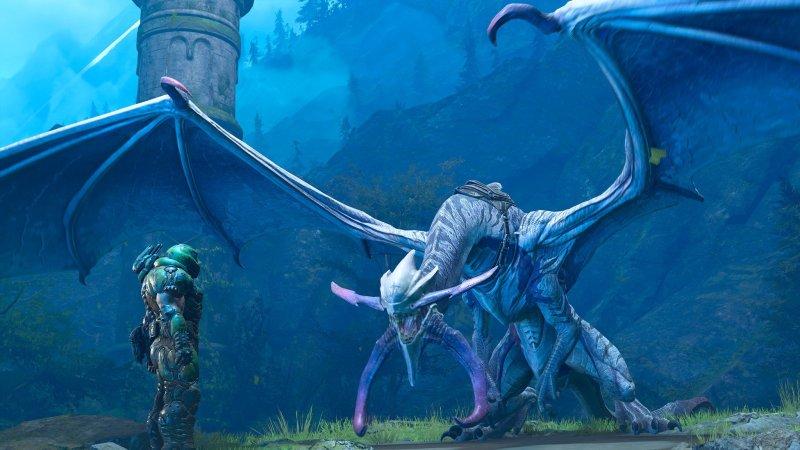 Doom Eternal Ancient Gods 2 Dragon