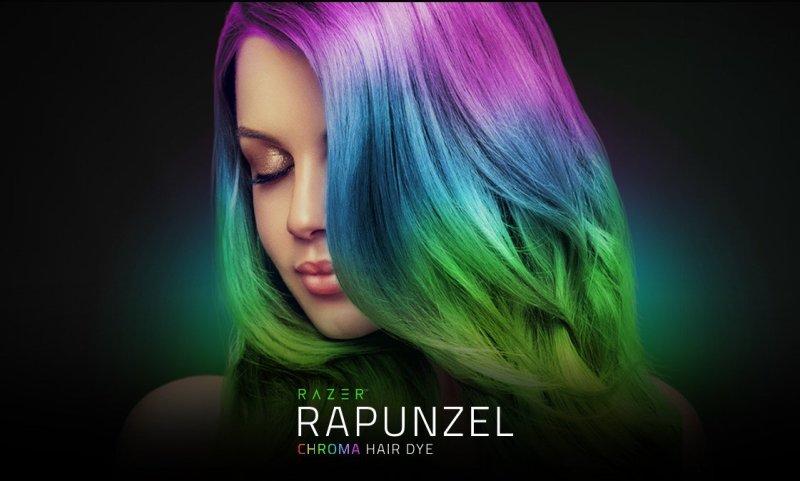 Razer Hair Dye