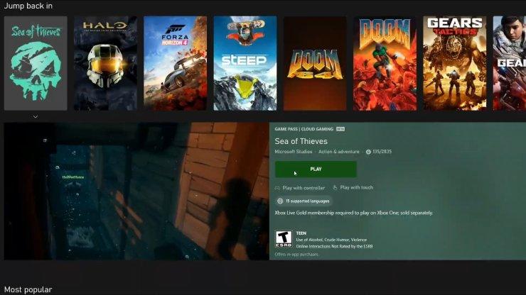 Windows 11 Gaming Store