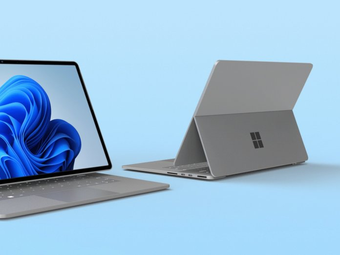 Surface Book Concept Render